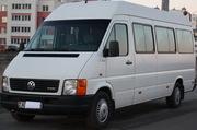 Пассажирские перевозки комфортном микроавтобусе 15 мест