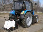 Навесное оборудование на трактора МТЗ 80/82