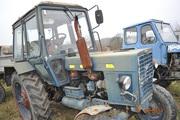 Трактор ЮМЗ. В рабочем состоянии.