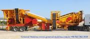 Продам мобильную сортировочно-дробильного оборудования General 01.